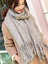 cheap -Women's Polyester Rectangle Pearl Fall Winter