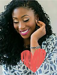 Trecce Twist 1 Trecce di capelli Sister Locs Micro Locs 40cm Soffice Designer Treccine afro Capelli 100% Kanekalon Nero Capelli