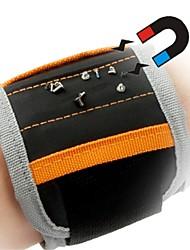 abordables -bracelet magnétique poignet bande bracelet ceinture ferramentas herramientas outils de réparation pour tenir la vis de forage de clou de