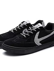 Da uomo Scarpe Cashmere Primavera Autunno Comoda Sneakers Per Casual Nero Grigio
