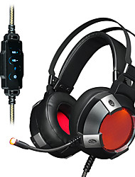 cheap -Ajazz AX361 Game Headphones With A Computer Wired Headset  Headband