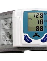 economico -polso Display LCD Misurazione della pressione sanguigna