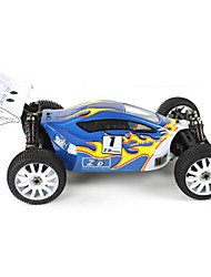 abordables -Coche de radiocontrol  JJRC 08425 2.4G Todoterreno 4WD Alta Velocidad Drift Car Carro de Carreras Off Road Car Buggy (de campo traversa)