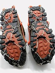 Snekæder til sko Crampon fastspændingspigge til sko Udendørs Klatring Udendørs Træning Metallegering Metal cm Stk.