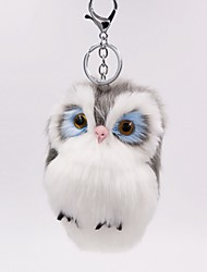cheap -Animals Keychain Favors Plush Keychains - 1