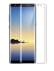 Screen Protector for Samsung Galaxy Note 8 Tempered Glass 1 pc Screen Protector Front Screen Protector High Definition (HD) 9H Hardness