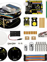 Keyestuido DIY Electronic Scale Starter For Arduino UNO R3  64 Page Book Manual