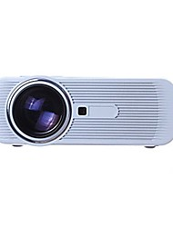 cheap -BL-80 Android 6.0 LCD Home Theater Projector LED Projector 1500lm Android6.0 Support 1080P (1920x1080) Screen / WVGA (800x480)