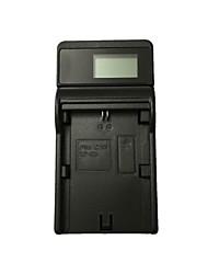 ismartdigi lpe6 lcd usb камера зарядное устройство для canon lpe6 n lp-e6 n 5d2 5d3 6d 7d 7d2 60d 70d - черный