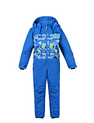 Phibee Kid's Ski Suit Warm Fast Dry Thermal / Warm Windproof Wearable Antistatic Breathability Skiing Winter Sports Cross Country Snow