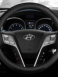 Automotive Steering Wheel Covers(Leather)For Hyundai All years Elantra