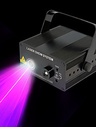 U'King Laser Stage Light DMX 512 Master-Slave Sound-Activated 9 for Outdoor Party Stage Wedding Club Professional High Quality