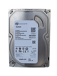 cheap -Seagate® hard drives ST2000VX003 2TB Desktop Internal Hard 5900 RPM SATA 64MB Cache 3.5-inch HDD for Security Systems 18*13cm 0.55kg