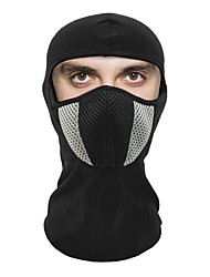 cheap -Balaclava Pollution Protection Mask All Seasons Quick Dry Dust Proof Sweat-wicking Mountain Cycling Camping / Hiking Hiking Motor Bike