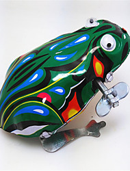 cheap -Wind-up Toy Toys Frog Animals Vintage Retro Pieces Gift