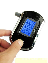 cheap -at6000 Prefessional Police Portable Digital Breath Alcohol Analyzer Alcohol Tester