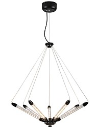 cheap -Globe Country Modern/Contemporary Mini Style Adjustable Chandelier Ambient Light For Living Room Bedroom Study Room/Office 110-120V