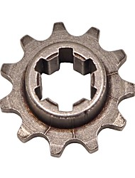 cheap -2 Stroke T8F-11T Mini Motor Dirt Pit Bike Front Engine Sprocket 33 49cc 8MM Chain