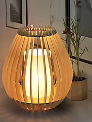 cheap -Rustic / Lodge Artistic Simple Country Traditional / Classic Mini Style Eye Protection Table Lamp For Wood / Bamboo 220V