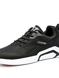 economico -Da uomo Scarpe Fibra di carbonio Microfibra Primavera Estate Autunno Comoda scarpe da ginnastica Corsa Stivaletti/tronchetti Drappeggio a