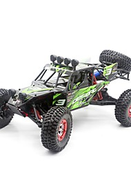 Carro com CR FEIYUE - 03 2.4G Off Road Car 1:12 35 KM / H