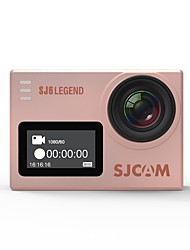 originale sjcam sj6 leggenda 2.0 pollice ltps display 4k wifi action camera ntk96660 chipset 166 gradi fov gyro sensore