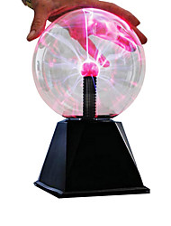 cheap -LED Lighting Plasma Ball Educational Toy Large Size with Sound Sensor Kid's Gift 1pcs