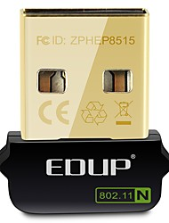baratos -edup ep-n8508gs mini cartão wireless usb