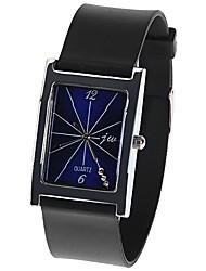 abordables -Hombre Mujer Cuarzo Reloj de Pulsera Chino Gran venta Gel de Sílice Aleación Banda Encanto Moda Negro