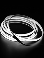 cheap -BRELONG 3m  EL LED Neon Cold Strip Light - Car charger