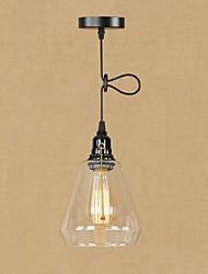 abordables -Lámparas Colgantes Luz Ambiente - Antibrillo, Mini Estilo, Protección para los Ojos, 110-120V / 220-240V Bombilla no incluida / 5-10㎡