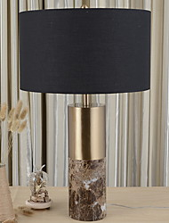 cheap -Ambient Light Artistic Table Lamp Eye Protection On/Off Switch 4-Way AC Powered 220V Black