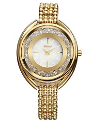 cheap -Women's Kid's Fashion Watch Unique Creative Watch Floating Crystal Watch Japanese Quartz Chronograph Water Resistant / Water Proof Casual