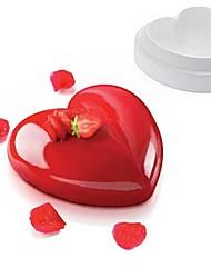 Недорогие -Формы для пирожных «Песочные часы» Сердце Для получения сыра Для Кекс Для торта Пироги Торты Материал силикагель Новый год День рождения