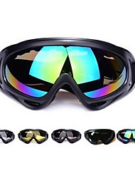 2017 Motorcycle Protective Glasses Outdoor Sports Windproof Dustproof Eye Glasses Ski Snowboard Goggles Motocross Riot Control