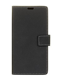 cheap -Case For Motorola MOTO G4 Plus Card Holder Wallet Flip Full Body Cases Solid Color Hard PU Leather for Moto Z Moto X Style Moto X Play