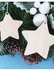 economico -festa di Natale in legno bosso matrimonio decorazioni vacanza fiaba tema romanticismo primavera, autunno, inverno, estate