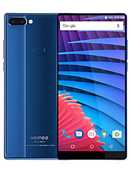 abordables -Vernee mix2 6.0 pouce Smartphone 4G (6GB + SSD 64G 1.3 MP 5 MP MediaTek MT6753 4200 mAh)