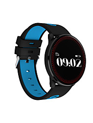 cheap -Smart Bracelet Android 4.0 IOS Pedometers Alarm Clock Light and Convenient Information Timing Function Slim design Finger sensor Gravity