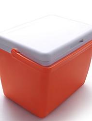 Недорогие -Походная кастрюля с ручкой Ведерки для льда и охладители для вина С теплоизоляцией за Полипропиленовая пряжа на открытом воздухе Походы Оранжевый