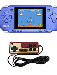 cheap -RS-15 Classic Retro Game Console Handheld Portable 3.25 more 300 Games Pocket free cartridge 2nd Player Controller