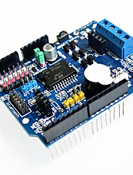 cheap -L298P Motor Shield Stepping Motor Drive Module Expansion Board
