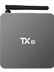 abordables -TX8 Android 6.0 Box TV Amlogic S912 2GB RAM 32GB ROM Quad Core