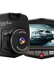 cheap -M001 HD 1280 x 720 / 1080p Car DVR 120 Degree / 140 Degree Wide Angle 2.4 inch LCD Dash Cam with Night Vision / G-Sensor / motion / WDR