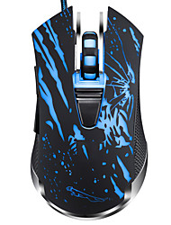 economico -chasing Panther v13 wired usb game game mouse 6 dpi regolabile a pulsante