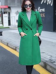 cheap -Women's Sports Vintage All Season Coat,Solid Round Neck Short Sleeve Regular Cotton Acrylic Sequins