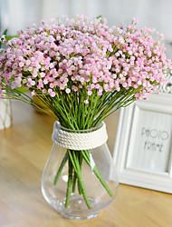 1 Větev Umělá hmota Others Květina na stůl Umělé květiny