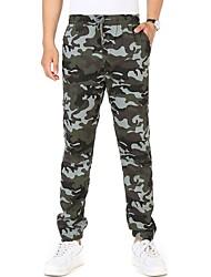 economico -Per uomo Pantaloni cargo Esterno Indossabile, Fitness, Sci di fondo Inverno Pantalone / Sovrapantaloni Attività all'aperto / Sport vari