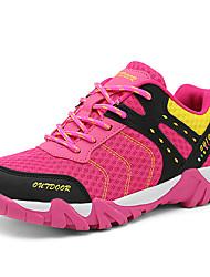 cheap -LEIBINDI Sneakers Hiking Shoes Running Shoes Women's Anti-Slip Anti-Shake/Damping Wearproof Outdoor Low-Top Breathable Mesh Perforated EVA