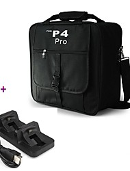 cheap -PS4 other Outdoor Bags - Sony PS4 Backpacks Rechargeable Battery Suction Cup Mounts Wireless >480